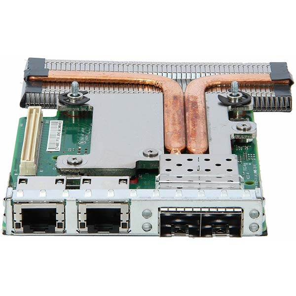 C63DV: Intel C63DV for Dell PowerEdge Dual-port Network Daughter Card 10gbe SFP
