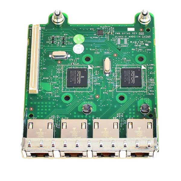 FM487: Dell  Broadcom 5720 QP PCI-e Network Card