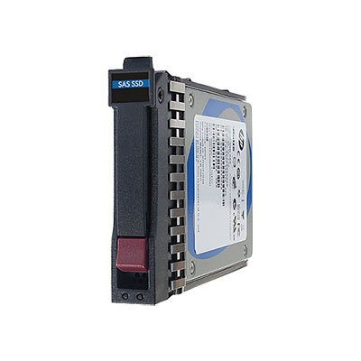 J9F37A: HPE MSA 400GB 12G ME SAS SFF (2.5 inch) Enterprise Mainstream Solid State Drive
