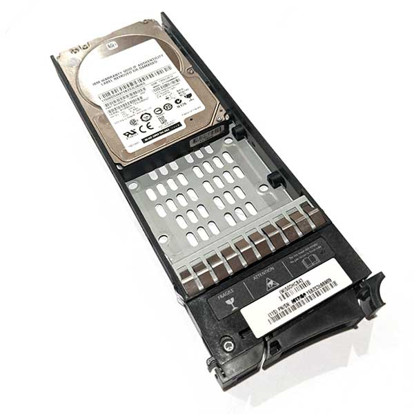 00Y2447: IBM 200GB 2.5 inch Serial Attached SCSI (SAS) Solid State Drive (SSD)