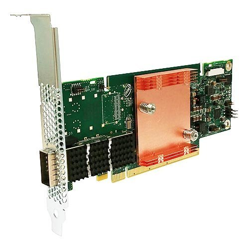 Lenovo Part Number: 00WE023 - For System x - Intel OPA 100 Series Single-port PCIe 3.0 x8 HFA