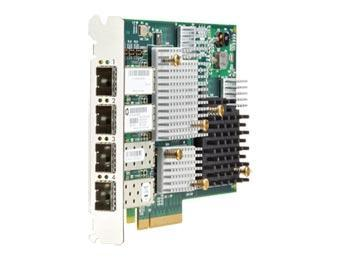 QR486A-R: HP 3PAR StoreServ 7000 4-port 8Gb/sec Fibre Channel Adapter- Refurbished