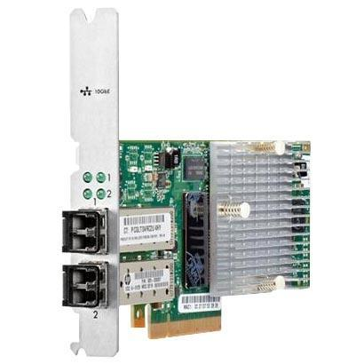 QR487A-R: HP 3PAR StoreServ 7000 2-port 10Gb/sec iSCSI/FCoE Adapter- Refurbished