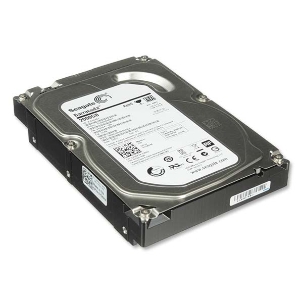 ST2000DM001 : Seagate (IBM-Lenovo Spare) 2Tb 7.2K 6Gbps 3.5in SAS HDD
