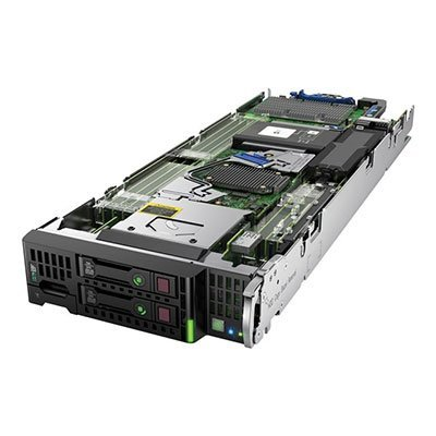 727026-B21 - HPE ProLiant BL460c Gen9 Entry - blade - Xeon E5-2609V3 1.9 GHz - 16 GB RAM - No HDD