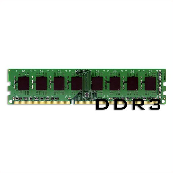 Lenovo Part Number: 49Y1404 - For System x 4GB 2Gb 2Rx8 1.35V PC3L-10600E LP UDIMM