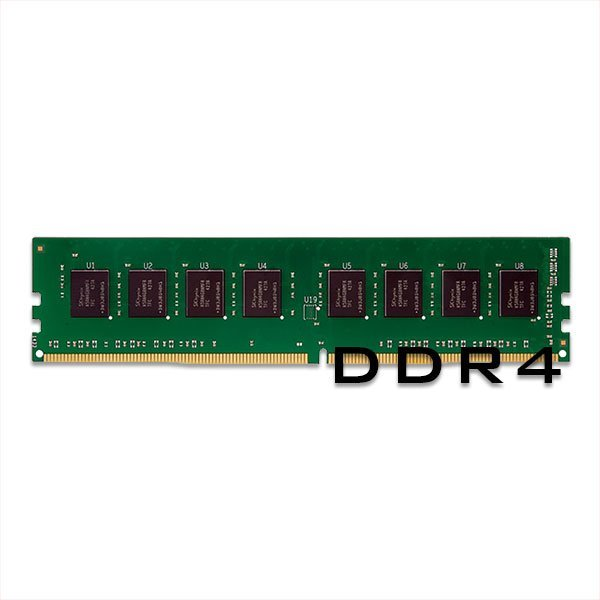 Lenovo Part Number: 46W0821 - For System x 8GB TruDDR4 Memory 1Rx4 1.2V PC4-19200 CL17 2400MHz LP RDIMM
