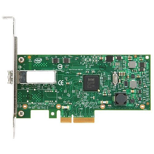 Lenovo Part Number: 00AG500 - For System x - Intel I350-F1 1xGbE Fiber Adapter