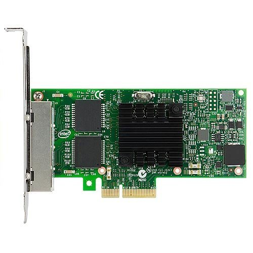 Lenovo Part Number: 00AG520 - For System x - Intel I350-T4 4xGbE BaseT Adapter