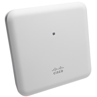 AIR-AP1852E-E-K9: Cisco  802.11ac Wave 2 4x4:4SS Ext Ant E Reg Dom