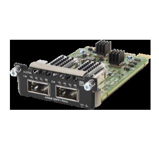 JL079A: HP Aruba 3810m 2qsfp+ 40gbe