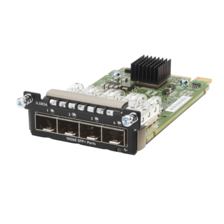 JL083A: Aruba 3810m 4sfp+ Module