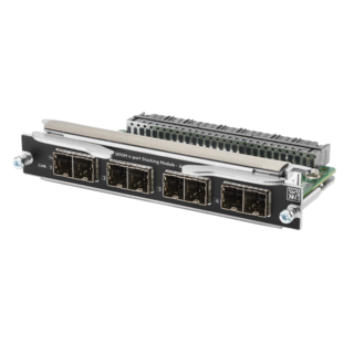 JL084A: Aruba 3810m 4-port Stacking Module