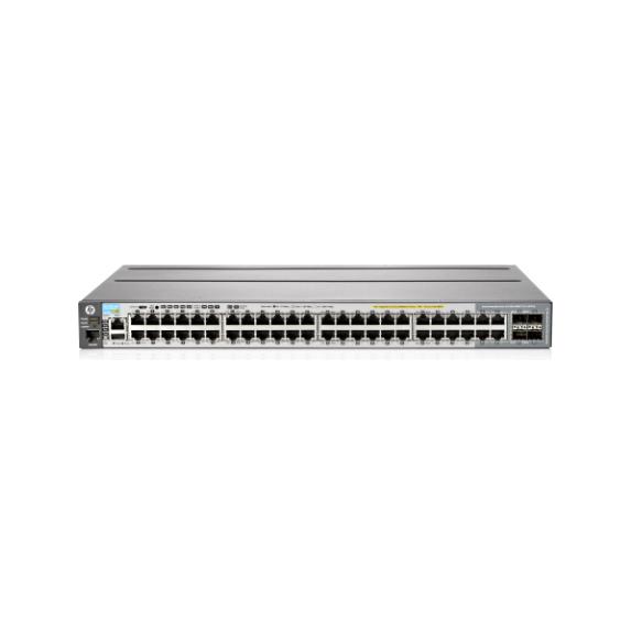 JL357A: Jl357a HPe Aruba 2540 48g Poe+ 4sfp+ Switch