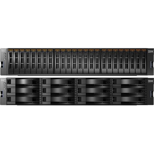 2072-24C: IBM / Lenovo V3700 Controller 24 slot  2.5 inch SFF